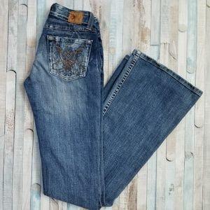 BKE Starlite Stretch Bootcut Jeans